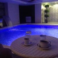 Foto scattata a Queen Hotel & Spa da Gözde E. il 1/24/2013