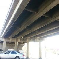 Photo taken at Under The Bridge by Alex! on 12/6/2012