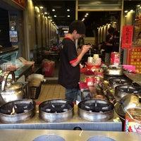 Photo taken at 三媽臭臭鍋 by Tien-Rein L. on 1/31/2014