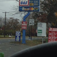 Photo taken at US Gas by Tim Y. on 11/7/2013