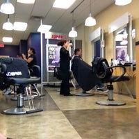 Photo taken at Supercuts by Steven on 1/13/2013