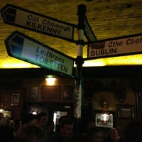 Photo taken at Kilkenny Irish Pub by Stephen O. on 3/5/2013