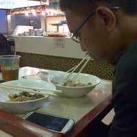 Photo taken at Koufu Food Mall by Margaretha A. on 4/14/2013