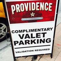 Foto tomada en Providence New American Kitchen por Danny O. el 5/21/2014