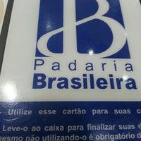 Photo taken at Padaria Brasileira by Fabio Roberto S. on 11/7/2013