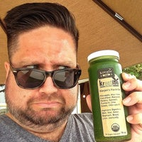 Photo taken at Kreation Juicery by Anthony T. on 7/26/2014