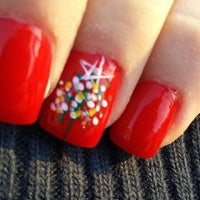 Photo taken at Queens Nail Spa by Lena R. on 12/16/2013