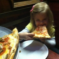 Photo taken at Elidios' Pizza by Adam L. on 2/27/2013