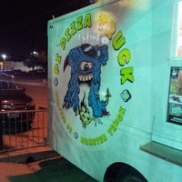 Photo taken at Pi Pizza Truck by Sonu G. on 2/17/2013