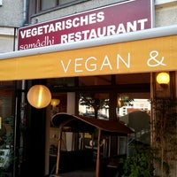 samadhi vegetarisches restaurant vegetarian vegan restaurant in friedrichstadt. Black Bedroom Furniture Sets. Home Design Ideas