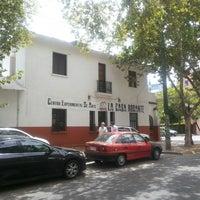 Photo taken at La Casa Rodante. Centro Experimental de Arte. by Alvaro L. on 1/23/2014