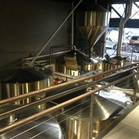 Photo taken at Mike Hess Brewing by Mark A. on 8/10/2013