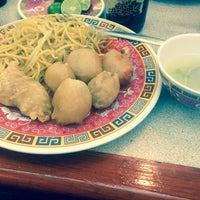 "Photo taken at Cafe Restaurante Chino ""Dayi"" by Alejandro H. on 3/18/2014"