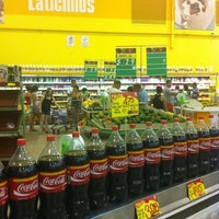 Photo taken at Carvalho Supermercado by Samuel F. on 2/1/2013