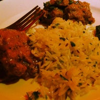 Photo taken at Zaffran by Andy R. on 10/23/2012