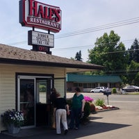 Photo taken at Hale's Restaurant by Andy R. on 6/15/2013