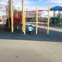 Photo taken at Hidden Palms Park by John M. on 2/3/2013