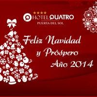 Foto tomada en Hotel Quatro Puerta del Sol por Hotel Quatro Puerta del Sol el 12/20/2013