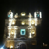 Photo taken at Iglesia De Santo Domingo by Jose Luis V. on 5/29/2013