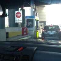 Photo taken at Toll Plaza 1 by Collin S. on 10/27/2012