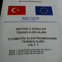Photo taken at Endustrı Meslek Lısesı by Emre D. on 11/18/2013