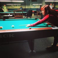 Photo taken at Chris's Billiards by vince a. on 12/25/2014