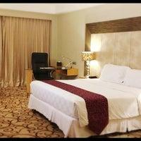 Photo taken at Hotel Pullman Surabaya City Centre by SisKa S. on 3/19/2013