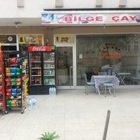 Photo taken at Bilge Büfe ve Çay Evi İşletmeleri by Bilge Ö. on 4/21/2013