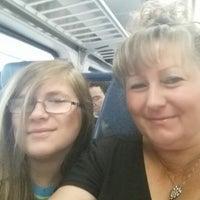 Photo taken at NJ Transit Train Car #7012 by Michele on 6/24/2015