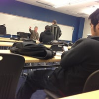 Photo taken at Palomar College MD Building by Fiji A. on 1/30/2013