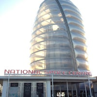 Photo taken at National Space Centre by Chris P. on 11/4/2012