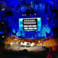 Photo taken at LeWeb London by Madlen N. on 6/6/2013