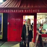 Photo taken at Scandinavian Kitchen by Madlen N. on 11/17/2012