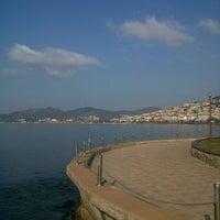 Photo taken at Ereğli Limanı | Port of Ereğli by Erdem E. on 11/18/2012