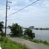 Photo taken at 里見公園 by ぐら で. on 7/21/2013