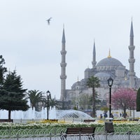 Photo taken at Istanbul by Иван Б. on 4/16/2013