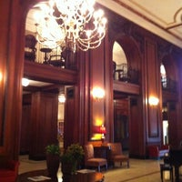 Photo taken at The Sheraton Read House Hotel Chattanooga by AMR on 10/23/2012