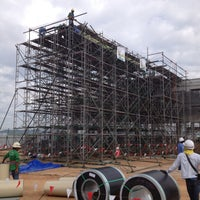 Photo taken at Amata City Industrial Estate by Bandit K. on 5/7/2013