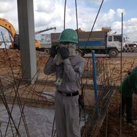 Photo taken at Amata City Industrial Estate by Bandit K. on 6/3/2013