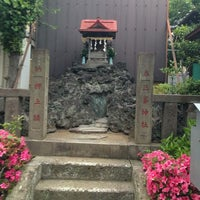 Photo taken at 三峯神社 by Mami O. on 6/6/2013