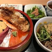 Photo taken at 魚屋の居酒屋 日本橋魚錠 by Mami O. on 9/16/2017