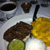Photo taken at Bongo's Cuban Cafe by Tristan E. on 10/13/2012