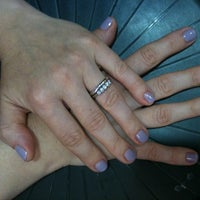 Photo taken at Nails Clinic by Maria Magdalena P. on 9/21/2013