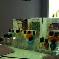 Photo taken at Nails Clinic by Maria Magdalena P. on 8/13/2013