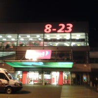 Photo taken at Rimi Hypermarket by Lukas T. on 7/24/2014