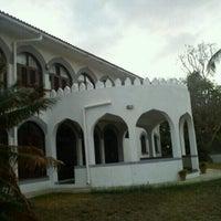 Photo taken at Nyali Beach Holiday Resort by Fatma Binti Y. on 11/1/2012