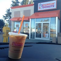 Photo taken at Dunkin' Donuts by Renee G. on 9/29/2013