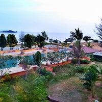 Photo taken at Mayang Sari Resort by Azima A. on 2/1/2014
