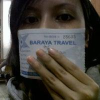 Photo taken at Baraya Travel by Yodia P. on 4/15/2013