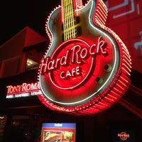 Photo taken at Hard Rock Cafe Tokyo by Ryo N. on 3/17/2013